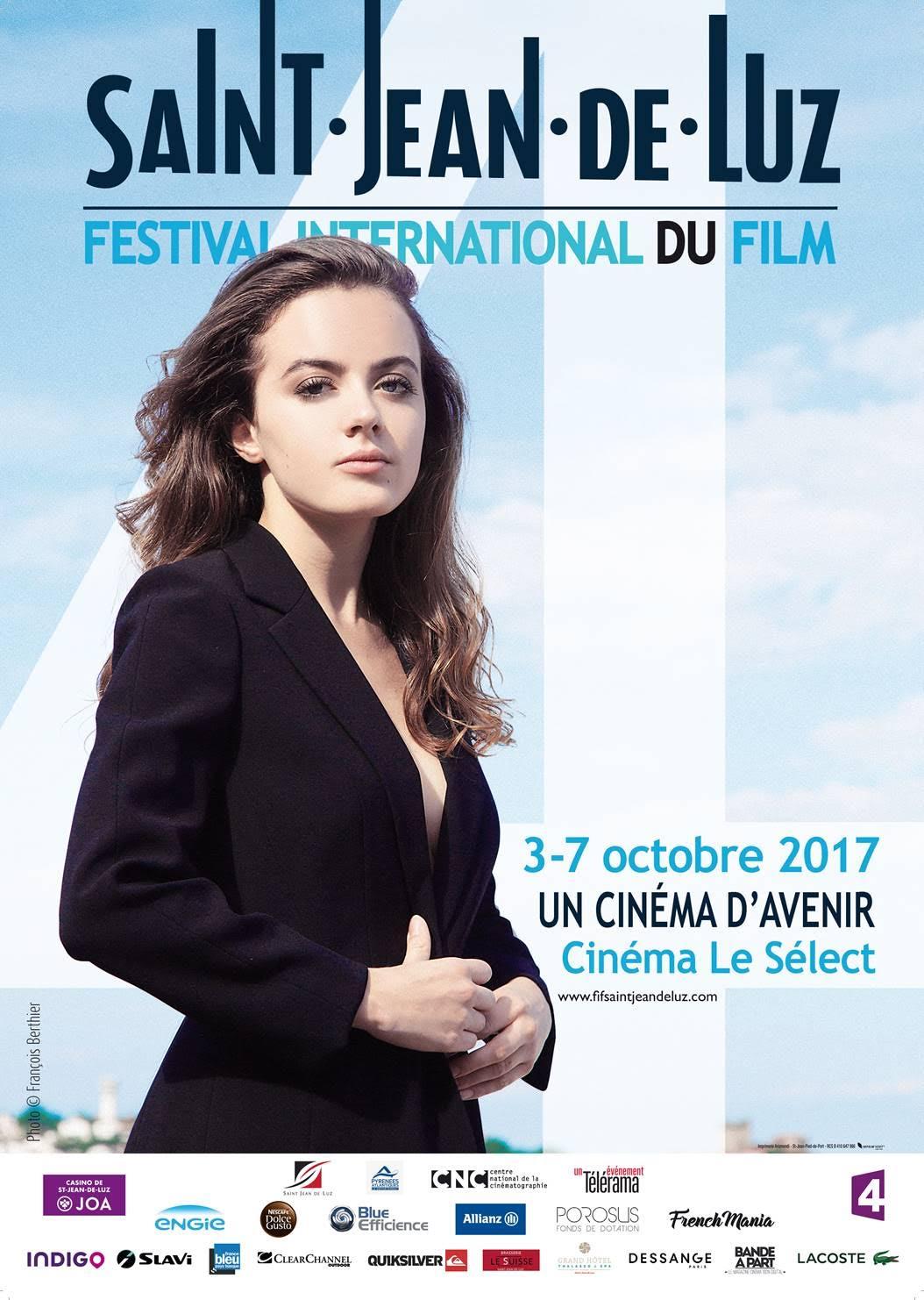 FrenchMania, partenaire du Festival international du film de Saint-Jean-de-Luz