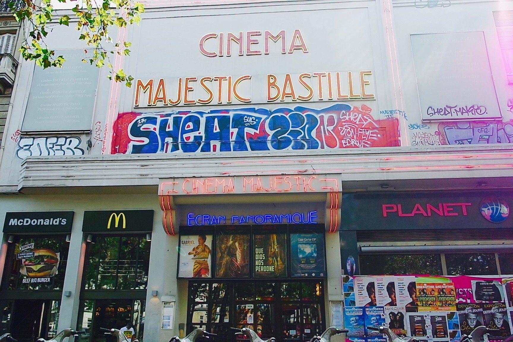 Le Majestic Bastille, l'esprit d'un cinéma de quartier