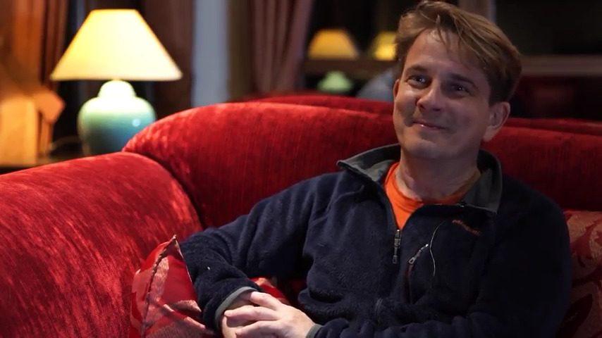 FrenchMania TV aux Arcs : Laurent Guerrier, jury courts métrages