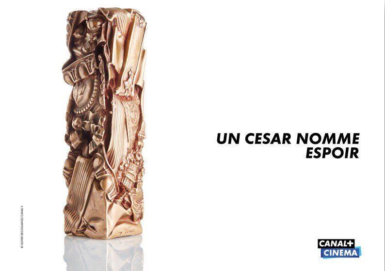 """""""Un César nommé espoir"""" ou le paradoxe de la statuette dorée"""