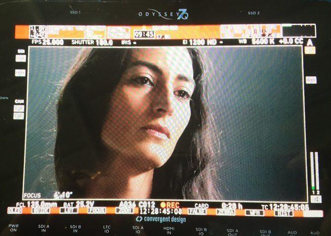 Journal de bord : Laëtitia Eïdo raconte le tournage de la saison 2 de la série FAUDA (semaine 4)