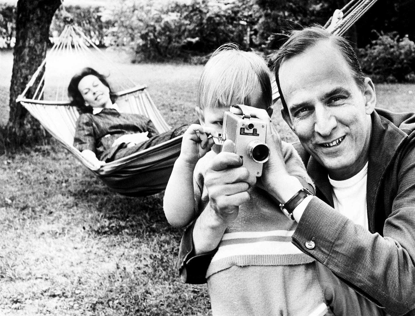 A la recherche de Ingmar Bergman de Margarethe von Trotta