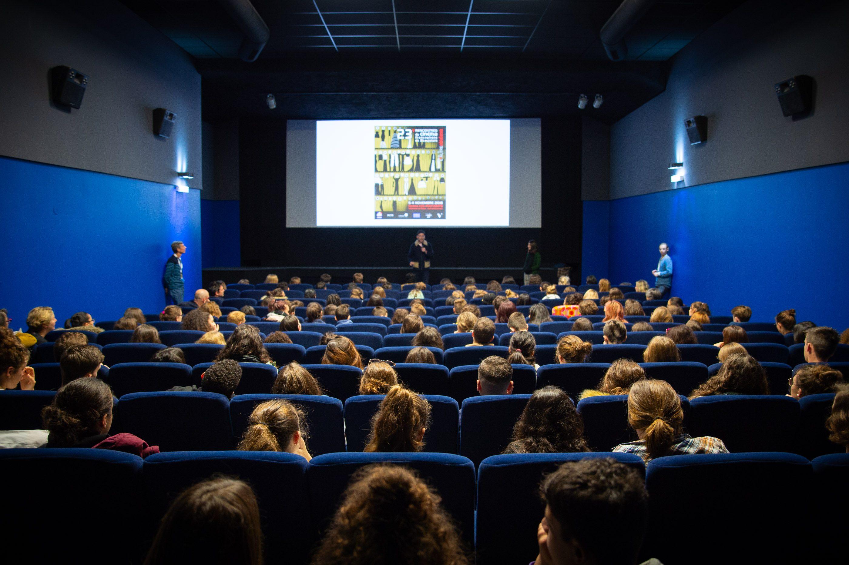 23e édition des Rencontres du Cinéma Francophone en Beaujolais – focus sur le jury jeune