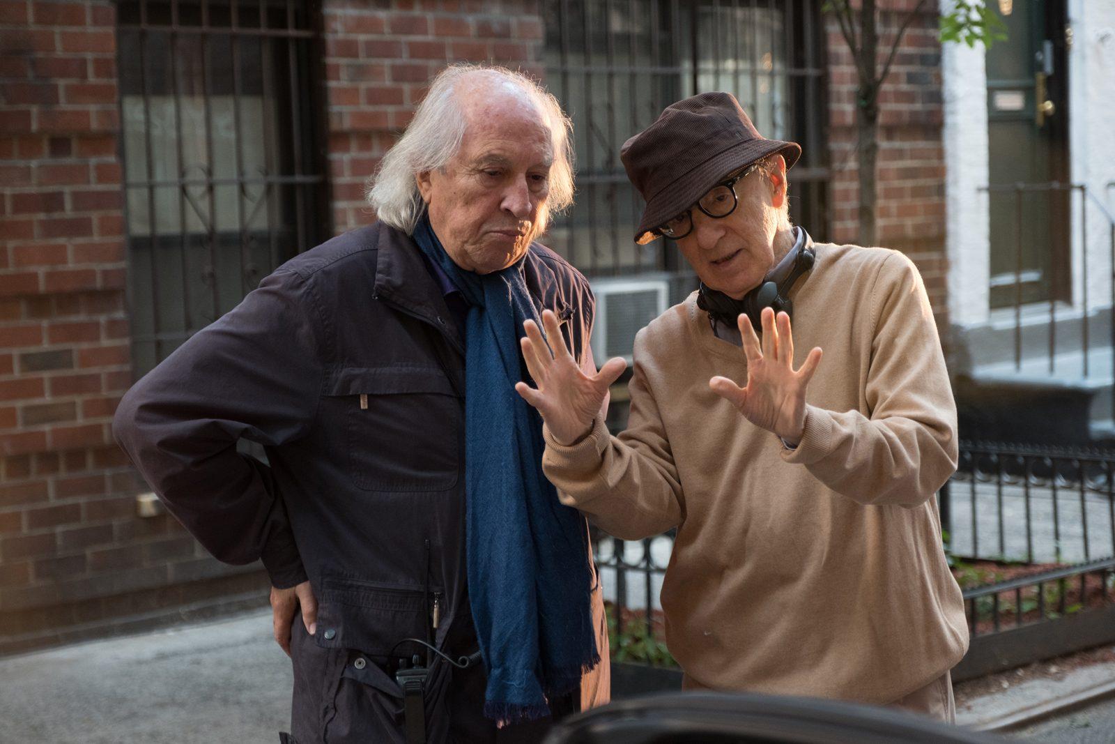 """Woody Allen (A Rainy Day In New York) : """"A mes yeux, des villes comme Paris et New York sont bien plus belles sous la pluie"""""""