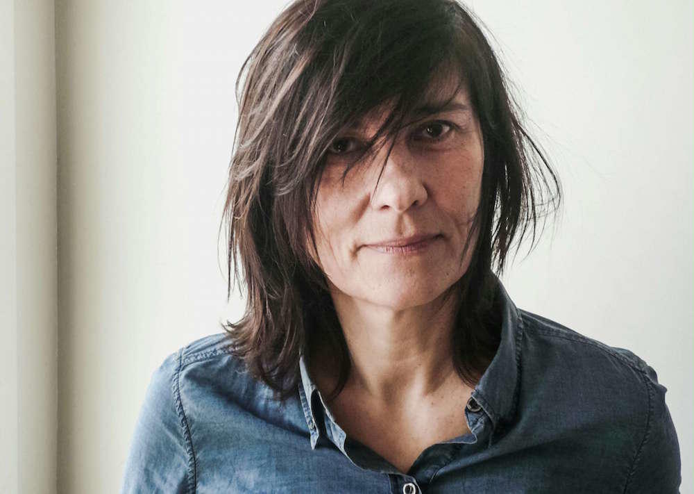 Catherine Corsini, présidente du jury du festival de Saint-Jean-de-Luz
