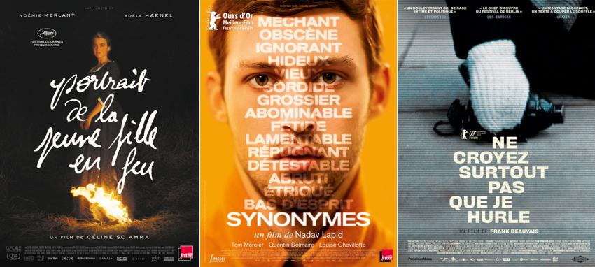 Films français et francophones : Le top 2019 de FrenchMania