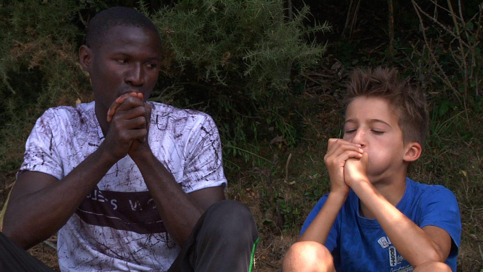 Green Boys d'Ariane Doublet