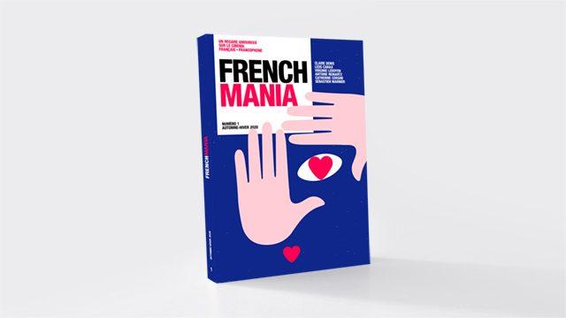 FrenchMania en librairie : Pré-commandez votre numéro !