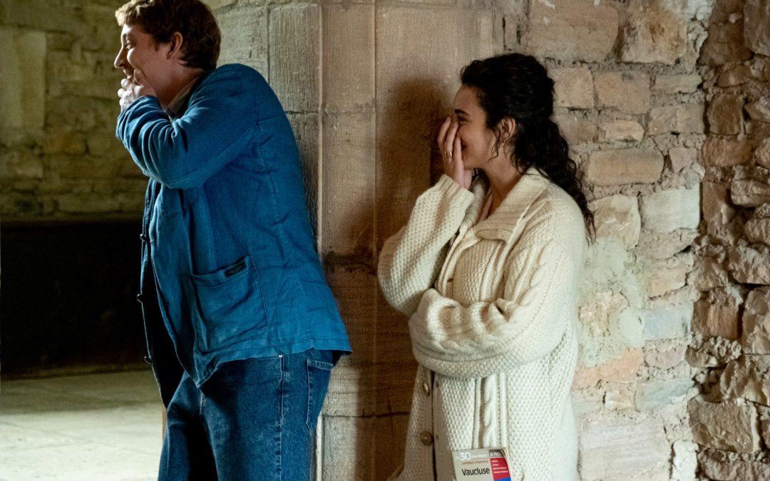 """Camélia Jordana et Niels Schneider : """"Le naturel n'intéresse pas Emmanuel Mouret"""""""