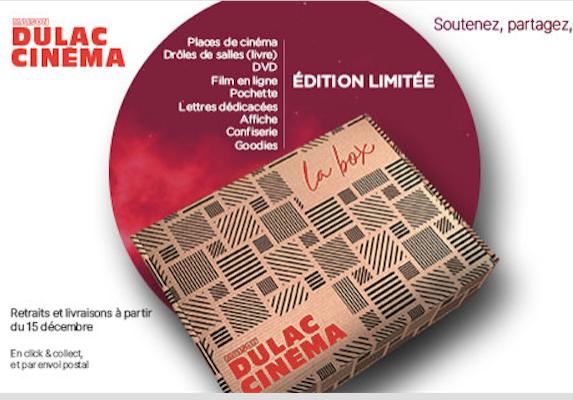 La hotte de FrenchMania (épisode 3) : La Maison Dulac Cinéma Box