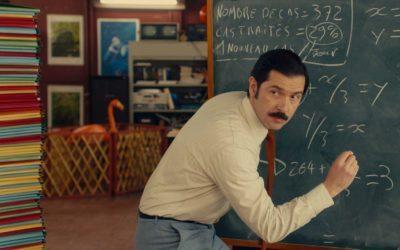 """Melvil Poupaud (OVNI(s)) : """"Didier porte une moustache et un costard moulant façon Burt Reynolds. Il n'a pas peur du ridicule, moi non plus en tant qu'acteur !"""""""