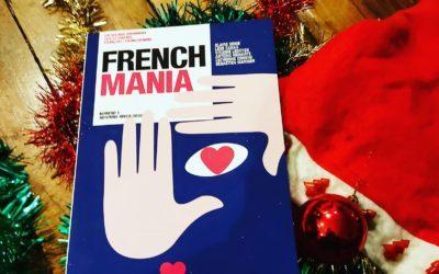 """FrenchMania, la revue : Offre d'abonnement """"spéciale Fêtes"""""""
