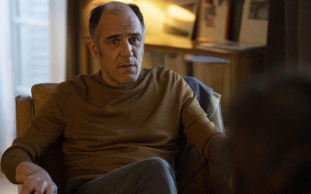 Frédéric Pierrot (En Thérapie) : « Pour qu'il y ait un transfert du spectateur, il faut que l'acteur s'efface, comme le psy »