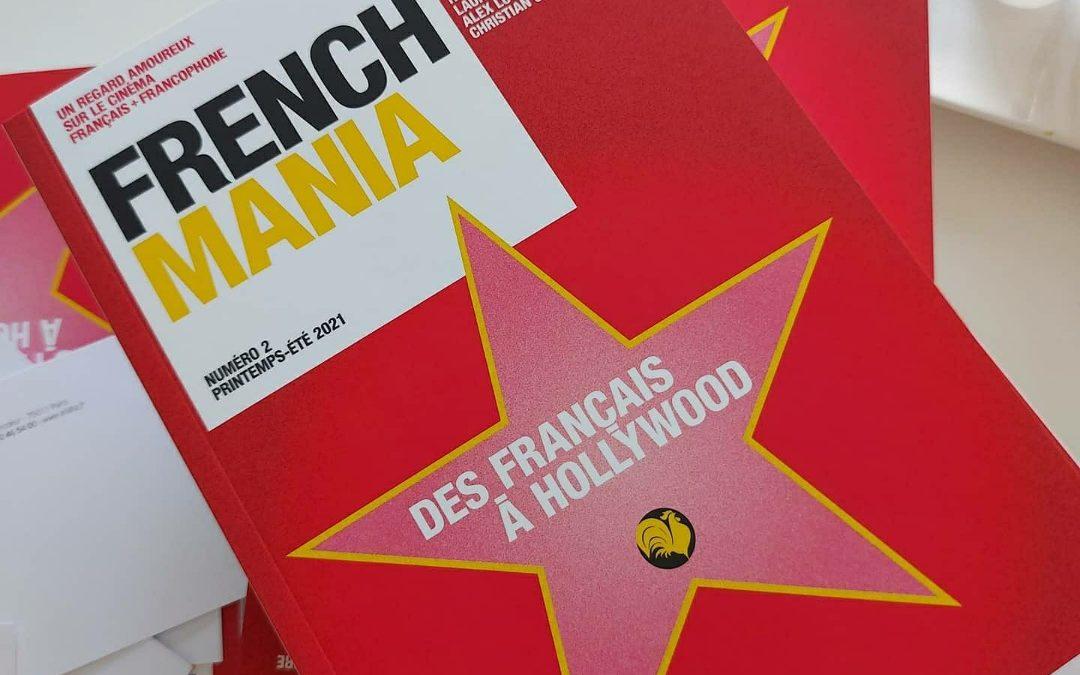 Au sommaire du N°2 de FrenchMania (en librairie le 5 mai)